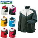 ヨネックス YONEXテニス バドミントン ウェア ウェア裏地付ウィンドウォーマーシャツ70049