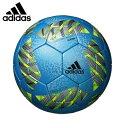 アディダス adidasサッカーボール4号球 小学校用 ジュニアエレホタ グライダーAF4104SK検定球