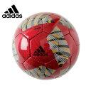アディダス adidasサッカーボール4号球 小学校用 ジュニア16SS エレホタ グライダー赤色AF4104R検定球