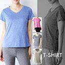 アンドライフ(&life) フィットネスウェア(レディース)トップスFTシャツ AL451102F59