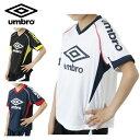 アンブロ UMBROサッカー フットサル 半袖プラクティスシャツ ジュニアUBS7602HMJ