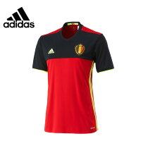 アディダス サッカーウェア レプリカシャツ メンズ ベルギー代表 ホーム レプリカユニフォーム半袖 AA8744 adidasの画像