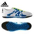 【全品ポイント5倍以上 10/24(月)9:59まで】 アディダス(adidas) サッカートレーニングシューズ(メンズ) エックス15.3 TF LE(WH/BL/BK) KCT44 ( S74668 ) 【16SSAD】 【16SADC】