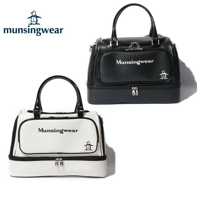 2016新製品マンシング(Munsingwear) ゴルフ ボストンバッグMQ2192