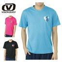 ビジョンクエスト(VISION QUEST) テニス(メンズ・レディース) 「情熱」Tシャツ VQ530317F01【16TTE】