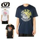 ビジョンクエスト VISION QUESTバスケットボール メンズ半袖プリントTシャツVQ570413F04