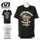 【全品ポイント5倍以上 10/24(月)9:59まで】 ビジョンクエスト(VISION QUEST) バスケットボール Tシャツ(ジュニア) VQ570413F...