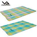 ビジョンピークス (VISIONPEAKS) アウトドア キャンプ用品 ソフトレジャーシートVP160303F01ピクニックシート レジャーシート 公園 マット