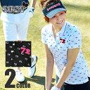 オプスト(OPST) ゴルフウェア(レディース) カートPT半袖シャツ OP220301F06 【2016年春夏モデル】