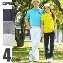 オプスト(OPST) ゴルフウェア(レディース) 9分丈イージーパンツ OP220307F02 【2016年春夏モデル】