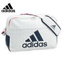 アディダス(adidas) アクセサリー エナメルバッグ(メンズ・レディース)(WH/NV) BIP41-AP3359 ENBA