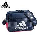 アディダス adidasスポーツバッグ ショルダーバッグエナメル ショルダーSBIP39-AP3370