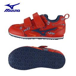 ミズノMIZUNOスニーカー ジュニアシューズCarpカープ坊やRD11GRKC0362子供 男の子 女の子 こども 靴 運動靴 運動会
