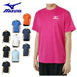 ミズノ(MIZUNO) テニス/バドミントン(メンズ・レディース) Tシャツ 62JA6Z01