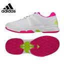 アディダス adidasテニスシューズ オールコート用 レディースソニック アレグラAF5796 テニス シューズ