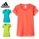 【D10倍 P7倍 G5倍 12/8 1:59まで】アディダス(adidas) テニス (レディース)フルール Tシャツ BFQ52【AD16SS】 【16SADC】