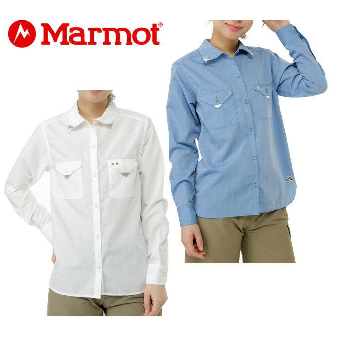 マーモット Slow Mountain L/S Shirt