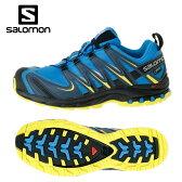 サロモン(salomon) トレッキングシューズ ゴアテックス(メンズ) XA PRO 3D GTX(BL/SL) L38155400