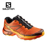 サロモン(salomon) トレッキングシューズ(メンズ) ウィングスプロ2 L37849500