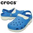 クロックス(crocs)サンダルデュエット マックス クロッグ201398