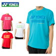 ヨネックス(YONEX) テニス Tシャツ(メンズ・レディース) 16253Y