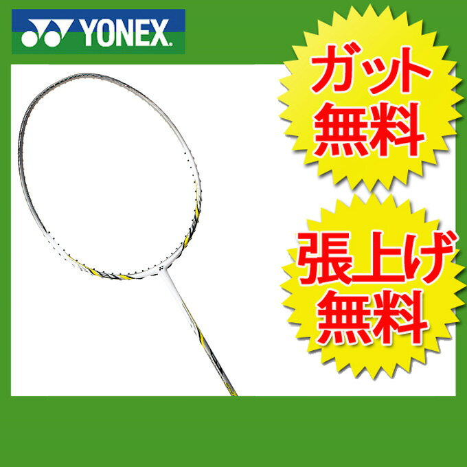 ヨネックス ( YONEX ) バドミントンラケット 未張り上げ ( メンズ レディース ) ナノレイ250 NR250-615