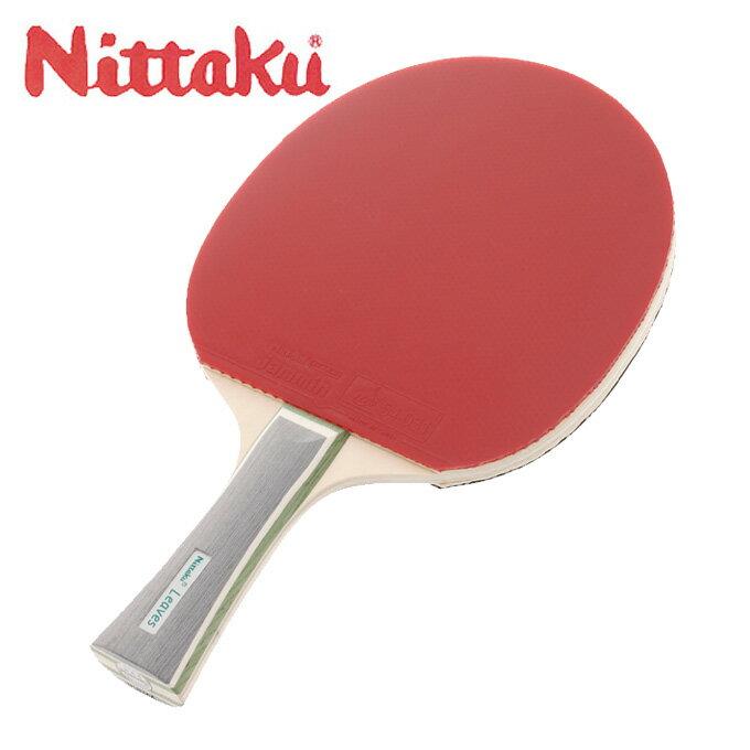 ニッタク Nittaku卓球 張り上げ済みラケッ...の商品画像