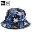 ニューエラ アウトドア(NEW ERA Outdoor) トレッキング ハット Bucket-01 Palm Tree 11226027