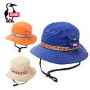 チャムス CHUMSトレッキング メンズFes Hat フェスハットCH05-1031