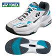 ヨネックス(YONEX) テニスシューズ オールコート用(メンズ・レディース) パワークッション 202(WH/SA) SHT202-572
