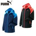 プーマ PUMAスポーツウェア ジュニア裏起毛フードスウェットジャケット839769