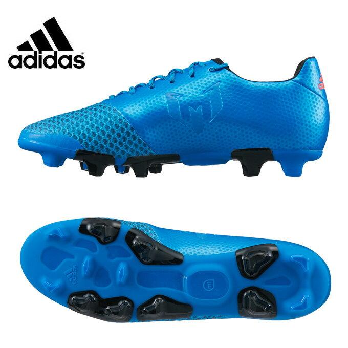 アディダス ( adidas ) サッカースパイク ( メンズ ) メッシ 16.2-ジャパン HG CEN79 【16ADI】【 クラブW杯 】