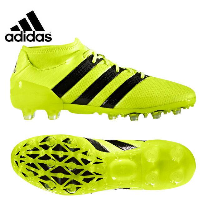 アディダス ( adidas ) サッカースパイク ( メンズ ) エース 16.2-ジャパン プライムメッシュ HG KEH9 ( BB4034 )  【16ADI】【 クラブW杯 】