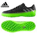アディダス ( adidas ) サッカートレーニングシューズ 紐タイプ ( ジュニア ) メッシ 16.4 TF KDR66 ( AQ3515 )【アディダス...