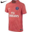 ナイキ ( NIKE ) サッカーレプリカシャツ ( ジュニア ) パリ サンジェルマン ドライ スクワッド グラフィック 810089-851