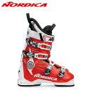 【5,400円以上ご購入で送料無料】【国内正規品】【16-17 2017 モデル】ノルディカ ( NORDICA ) スキー ( メンズ ) バックルブーツ SPEEDMACHINE 100スキーブーツ