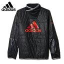 アディダス adidas サッカーウェア ジュニアキッズ レンギ ウォーマートップ 中綿BQL33 AY2520
