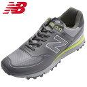 ニューバランス new balance ゴルフシューズ スパイクレス メンズ MG574BGY