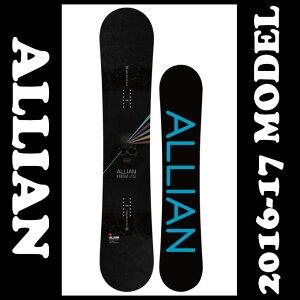アライアン ( ALLIAN ) スノーボード 板 ( メンズ ) PRISM LTD プリズムリミテッド ボード プリズム ライオン キャンバー 2017・・・