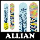 アライアン ( ALLIAN ) スノーボード 板 ( レディース ) VIVIAN ビビアン スノーボード スノボ ボード ヴィヴィアン キャンバー 2017 1..