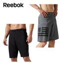 リーボック Reebok ハーフパンツ メンズ ワンシリーズ グラフィック ニットショーツBJA94
