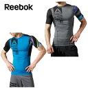 リーボック ( Reebok ) 半袖機能インナー ( メンズ ) ワンシリーズ ACTIVCHILL Comp ショートスリーブTシャツ BJA83