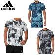 【基本送料無料 9/1(木)9:59まで】アディダス ( adidas ) 機能ウェア ( メンズ ) レイヤリング トレーニングショートスリーブグラフィックTシャツ BUT39
