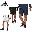 アディダス adidas スポーツ ウェア メンズ レイヤリング 撥水ウインドショートパンツBUT45