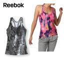 リーボック ( Reebok ) フィットネス ( レディース ) ダンス フェザー ロングブラトップ LCC19