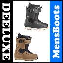 ディーラックス DEELUXEスノーボード ブーツ メンズEMPIRE エンパイアスノボ ボード ブーツ エンパイアー 熱 成型 サーモ 2017 16/17