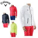 キャロウェイ ( Callaway ) ゴルフ ジャケット ( メンズ ) スムース中綿ブルゾン 241-6210508