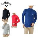 キャロウェイ ( Callaway ) ゴルフ ( メンズ ) ケーブルタートルネックセーター 241-6260514