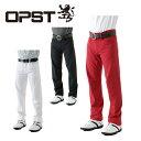 オプスト OPSTゴルフ ウェア メンズ3DストレートパンツOP220207F03