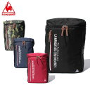 ルコック le coq sportifスクエア バックパック 16FWQA-640463リュックサック リュック スクエアバッグ鞄 バッグ
